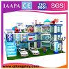 Neues heißes Cer 2016 Plaground heißer Verkauf Plaground mit Trampoline-Innenunterhaltungs-Gerät