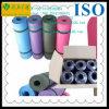 Couvre-tapis de yoga de jute de couvre-tapis de yoga de bande