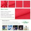 Ткань сетки полиэфира/нейлона/Spandex для ботинок/Clother/