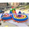Parcours à obstacles gonflable et le Paintball obstacles pour la location
