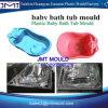 Molde de banheira de plástico para banheira de bebê