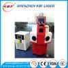 De automatische Machine van het Lassen van de Laser van de Vlek YAG voor Juwelen