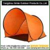 La singola persona di campeggio di natale poco costosa schiocca in su la tenda impermeabile