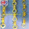 Выполненная на заказ клемма замыкания на массу размера разницы, стержни языка кольца (HS-GT-001)
