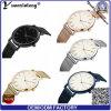Yxl-172 manier die de Toevallige OEM van het Horloge van de Mensen van het Netwerk van het Polshorloge van het Roestvrij staal van het Horloge van de Riem van het Staal van het Netwerk Horloges Van uitstekende kwaliteit van de Douane charmeren