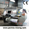 Misturador de paletas de dois andares, Misturador de mistura de pás para mistura em pó de leite em pó