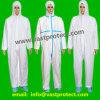 Vestuário descartável Anti-Static Water-Proof fatos-macaco