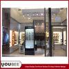 Eyewear/Sunglass Shop Design를 위한 상한 Wooden Display Showcases
