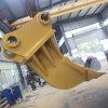 Uso de la caja 800 del destripador del excavador