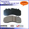 WVA29087 29059 29108, 29061, 29105 Heavy Truck et Trailer Disc Brake Pad