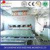 MDF prensa caliente máquina