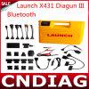 De Originele Lancering X431 Diagun III van de Kenmerkende Hulpmiddelen van de lancering