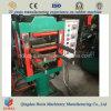 Manueller Typ Laborversuch-Platten-Gummivulkanisierenpresse-Maschine