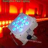 (Großhandels) batteriebetriebene Leuchte des LED-PAR64 Radioapparat-DMX512