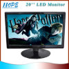 20 pulgadas LED Monitor de ordenador con una resolución de 1600x900 / Monitor LED al por mayor / Industrial Monitor