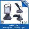15W het Navulbare LEIDENE van de Interface van USB Licht van het Werk met de Basis van de Magneet