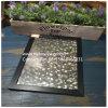 SUS 201 316 de 304 In reliëf gemaakte Decoratieve Plaat van het Blad van het Roestvrij staal