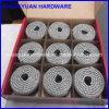 45# Spijker van de Rol van het staal de Thermisch behandelde Plastiek Met een laag bedekte voor de Markt van Australië