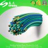 Boyau à haute pression de l'eau de jardin de boyau de PVC de force d'éclat de haute performance