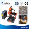 CNC Aulminium Engaving métallique en laiton CK3030 de la machine
