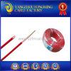 Cavo Braided di silicone UL3074 della gomma della vetroresina a temperatura elevata dell'isolamento