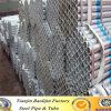 High Zinc Galvanized Tube; Zinc Coated Thickness ERW Gi Tube