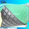 Половой коврик сверхмощного квадрата зоны противоюзовый резиновый