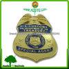 Funcionario de hecho personalizado de alta calidad de la Policía Militar insignias