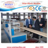 Machines composées en plastique en bois jumelles du Decking WPC de boudineuse à vis