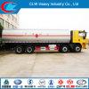 Camion del serbatoio dell'olio di consegna del combustibile dell'Iveco 8X4 30cbm