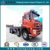 도로 수송을%s 중국 Cdw 6*4power 트랙터 트럭