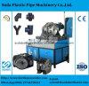 HDPE Sdf315 Kolben-Schmelzverfahren, das Maschine verbindet