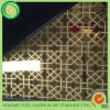 304 Titan-überzogenes strukturiertes Edelstahl-Blatt für Projekt Constrution