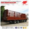 Carro del cargo de la pared lateral de LHD/de Rhd para el cargamento de la fruta