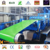 El color de la bobina de aluminio recubierto con un bajo precio -PE-verde