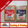 Карточки изготовленный на заказ пчелы печати играя (430062)