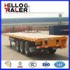 3 assen 40 van de Tractor Voet van de Vrachtwagen van de Aanhangwagen met het Bed van 12.5m