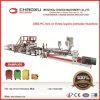 Camadas de linha de produção máquina plástica de ABS/PC dois ou três da extrusora para a bagagem