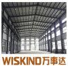 H Estructura de acero en forma de L almacén para la producción de taller