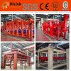máquinas de construção de máquinas de bloco de concreto gaseificados