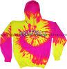 Оптовое изготовленный на заказ печатание Hoodies цифров краски связи пуловера