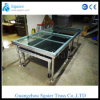 Transparentes Stage Glass Stage Acrylic Stage mit Cer TUVSGS Certification
