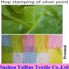 100% Taffeta Nylon Fabric com aposição de tecido de confecção de saltos