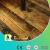 12.3m m E1 HDF AC3 grabaron el suelo laminado afilado encerado V-Grooved