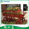 Carretilla portable de la flor para el uso al aire libre (FY-003B)