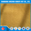 Сеть тени девственницы тени Net/100% Sun балкона связанная HDPE UV/сеть навеса