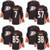 Anaheim Ducks il pullover del hokey di Derek Grant Andrew Cogliano Alex Dostie