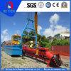 Ce Certifiaction draga de succión de arena el bombeo de depósito/Maquinaria de ingeniería