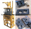 Interlocking Concrete Bricks를 위한 포장 기계 Block Machine