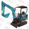 Haute qualité mini-excavateur 0.06-0.4 Cube pour la vente